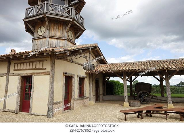 Château Smith Haut Lafitte, Graves AOC, Bordeaux, Aquitaine, France
