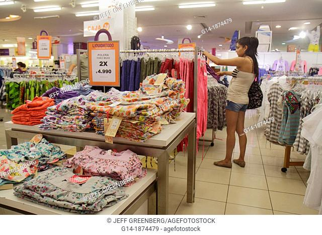 a4bfcaebd Chile, Arica, Paseo Peatonal 21 de Mayo, Liquidatodo, shopping, outlet,  store, clothing, clothes, women's, apparel, fashion, retail display, sign,  sale, ...