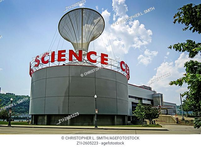 The Carnegie Science Center Pittsburgh Pennsylvania PA