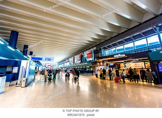 Rome;airport