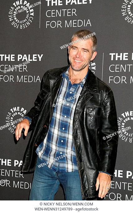 2017 PaleyLive LA Spring Season - 'Prison Break' at the Paley Center for Media - Arrivals Featuring: Paul T. Scheuring Where: Beverly Hills, California