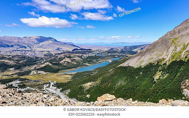 Fitz Roy Walk, El Chalten, Patagonia, Argentina