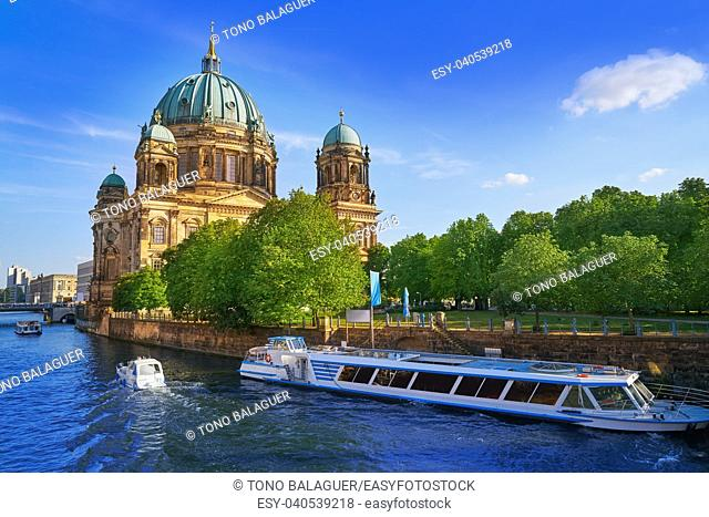 Berlin Cathedral Berliner Dom in Germany