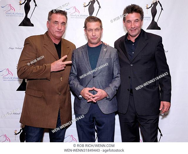 The Baldwin Brothers, Sal Valentinetti and others attend the Long Island Hospitality Ball Featuring: Daniel Baldwin, Stephen Baldwin