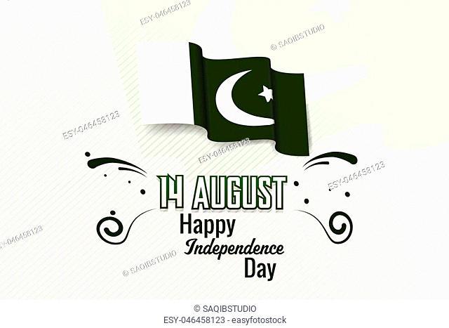 Happy Independence Day Pakistan, 14 August Pakistani Independence Day