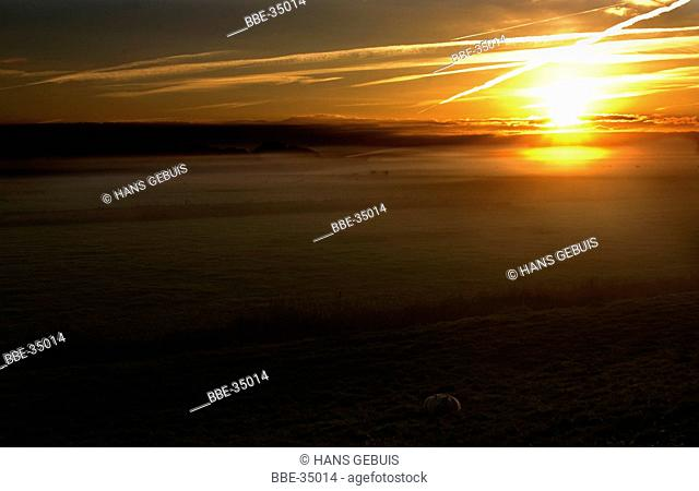 Sunrise Texel