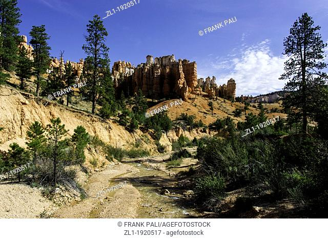 The Mossy Cave trail is an excellent hike for children, senior citizens, or others wishing to see hoodoos up close but without having to hike long trails up and...