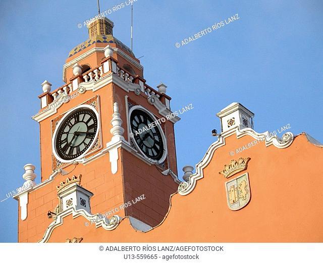 Municipal Palace Merida Mexico
