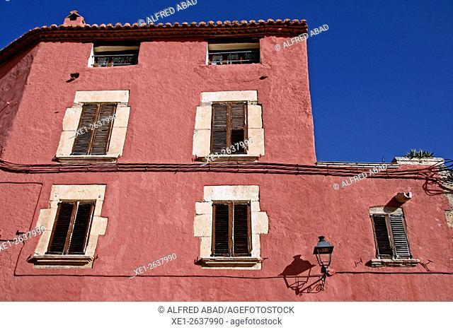 Housing, La Nou de Gaia, Tarragona, Catalonia, Spain