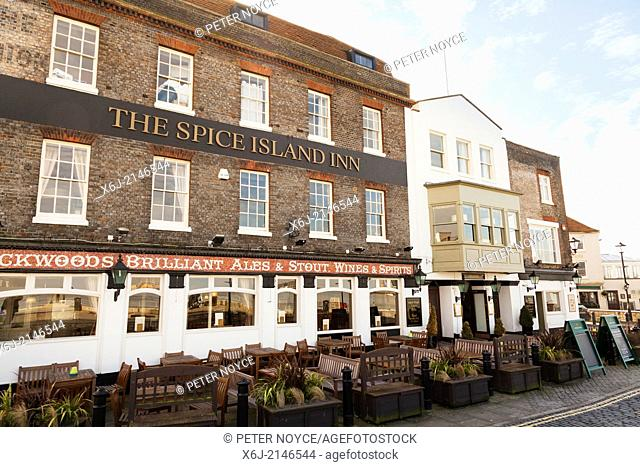 The Spice Island Inn at Old Portsmouth