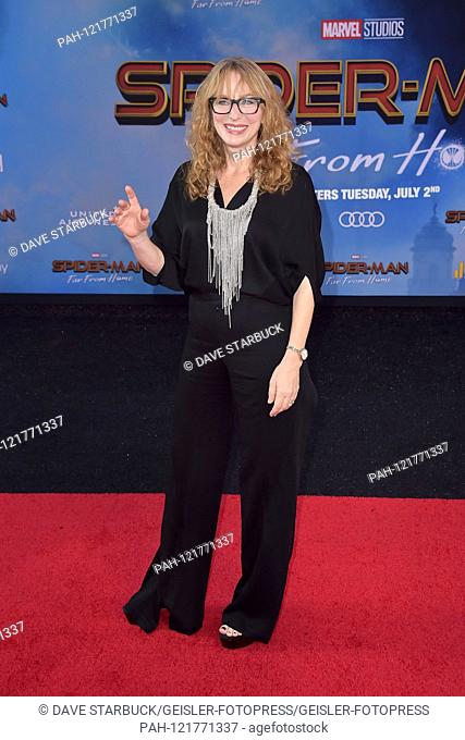 Sarah Finn at the world premiere of the feature film 'Spider-Man: Far from Home' at the TCL Chinese Theater. Los Angeles, 26.06.2019 | usage worldwide