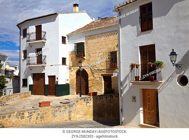 El Posito in Alhama De Granada. Granada Provincem Andalucia, Spain