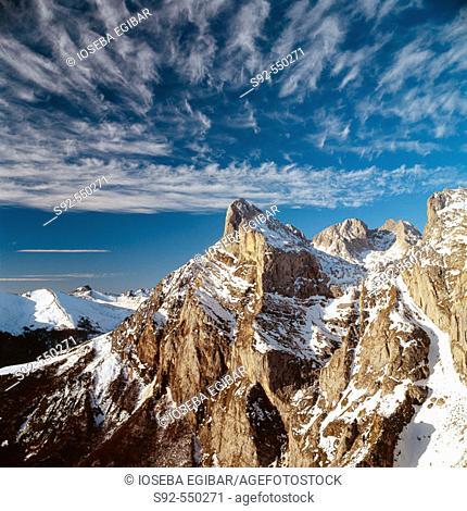 Picos de Europa. Asturias. Spain