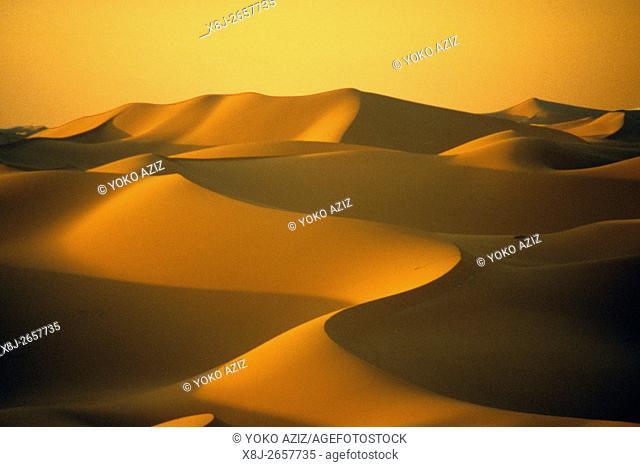 libyan desert, libya