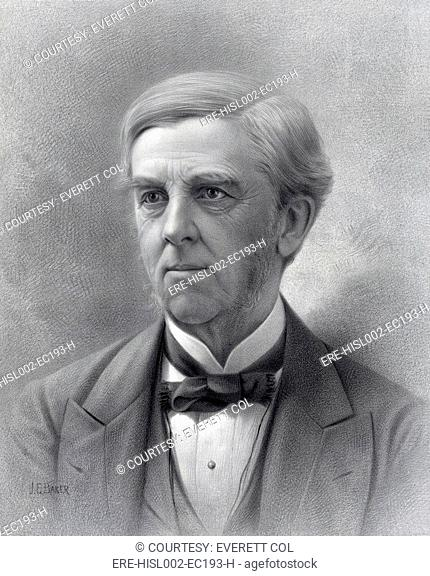 Oliver Wendell Holmes Sr.1809-94 was an influential American writer and poet. His poem, Old Ironsides, prevented the destruction of the U.S.S