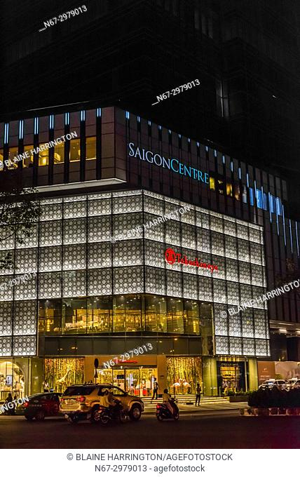 Saigon Centre is a mixed-use complex in Ho Chi Minh City, Vietnam,