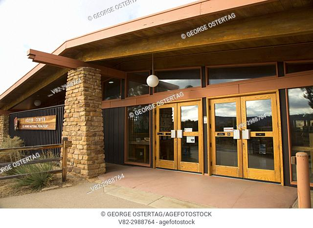 Visitor Center, El Morro National Monument, New Mexico