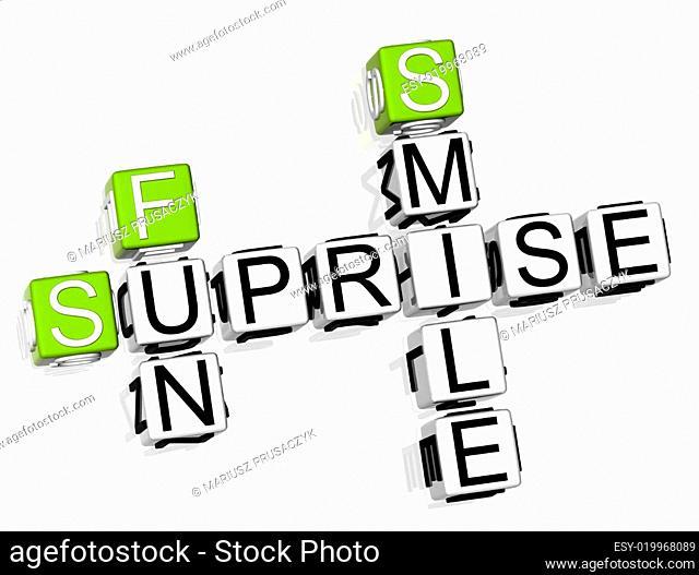 Suprise Crossword