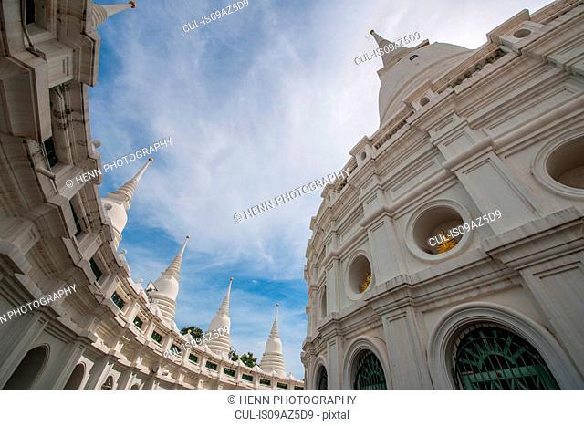 Wat Prayurawongsawat Temple, Bangkok, Thailand