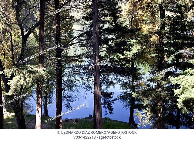 Views at Chautla Ranch, Puebla, Mexico