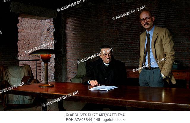 Romanzo Criminale  Year: 2005 - Italy Toni Bertorelli, Gianmarco Tognazzi  Director: Michele Placido Photo: Marta Spedaletti