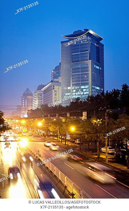 Gongrentiyuchang Beilu Street,Beijing, China