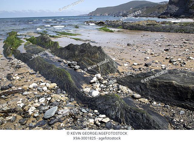 Picon Beach; Loiba; Galicia; Spain