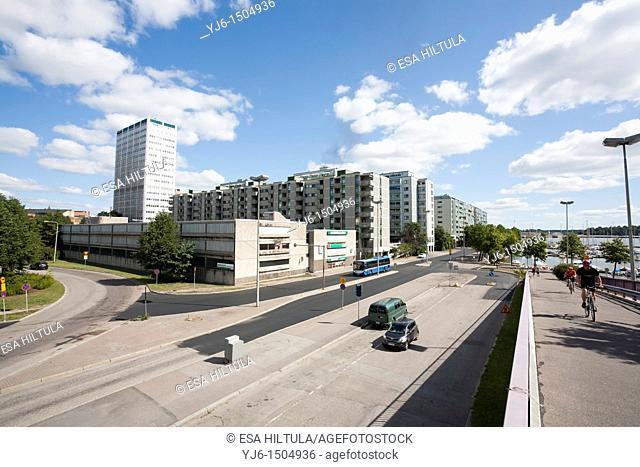 Merihaka Helsinki Finland