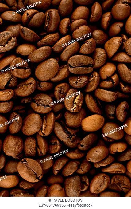 Coffee background vertical orient