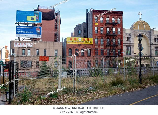 Impressions from the Lower East Side of Manhattan, New York, NY, USA