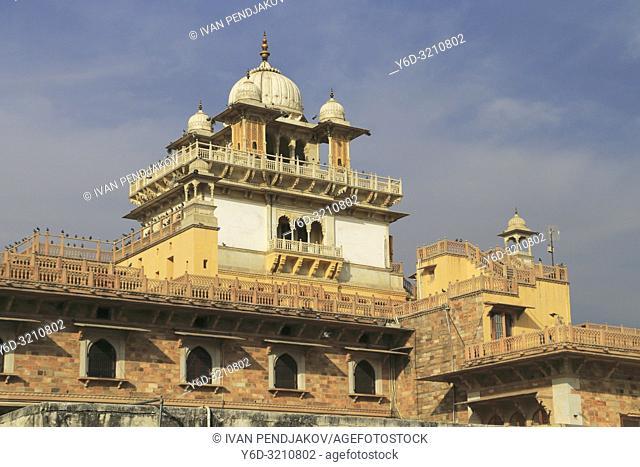 Albert Hall Museum, Jaipur, Rajasthan, India
