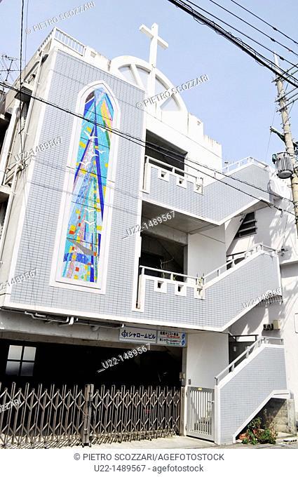 Naha (Japan): Christian church