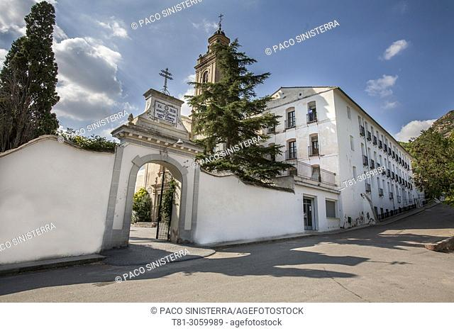 Monastery of Santo Espiritu, Gilet, Valencia, Spain