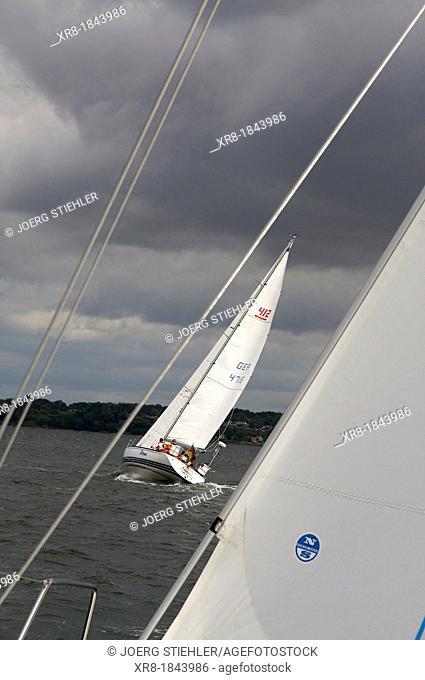 x-412, eXtreme, Fjord of Flensburg, Germany