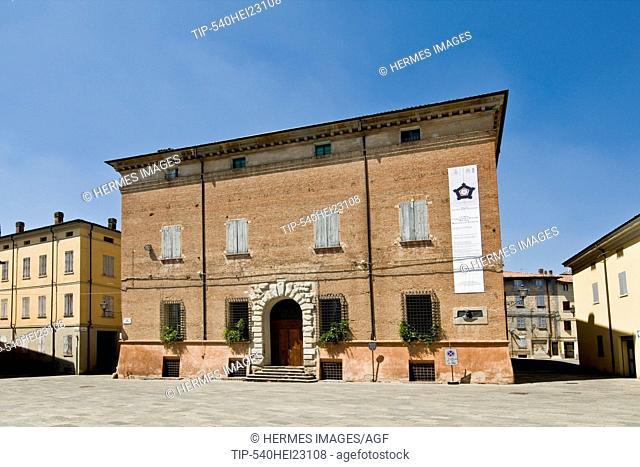 Contrari-Boncompagni Palace, Vignola, Emilia Romagna, Italy