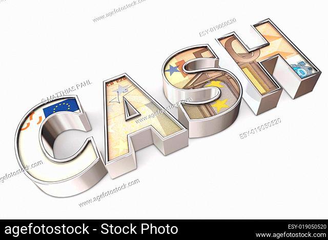 Texture Cash Euro