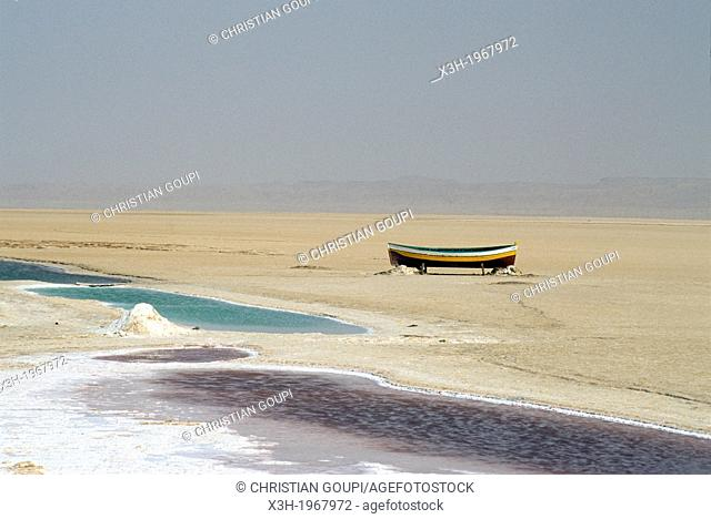 Chott el Djerid, Tunisia, North Africa