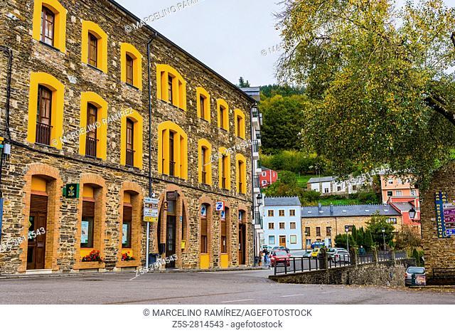 Santa Eulalia de Oscos. Los Oscos, Principality of Asturias, Spain, Europa