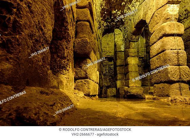 Hércules caves, Toledo