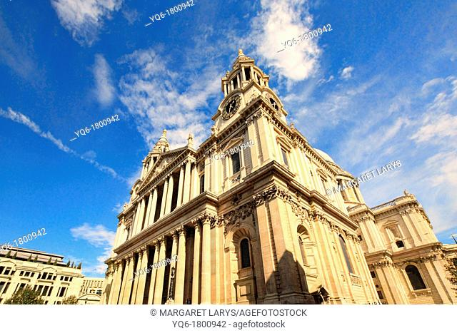 St Paul's Cathedral, London, Great Britain
