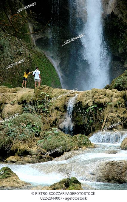 Luang Prabang, Laos: Kouangxi Water Fall