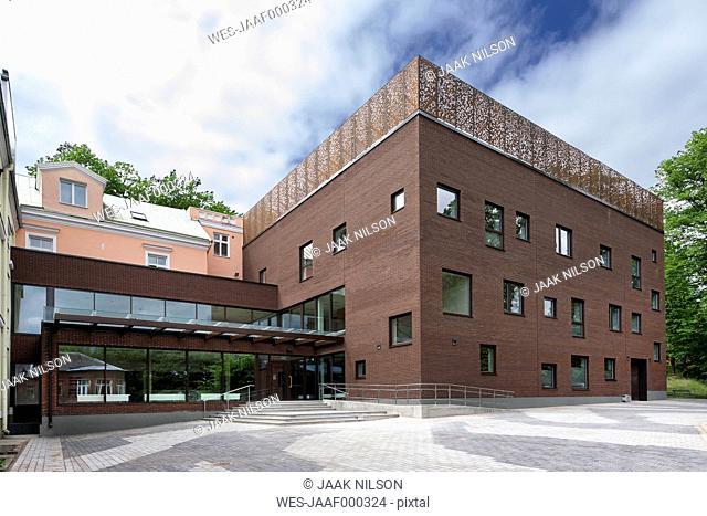 Estonia, Tartu, Heino Eller's Music school