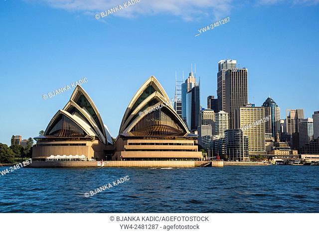 Sydney Opera House and CBD, Sydney, Australia