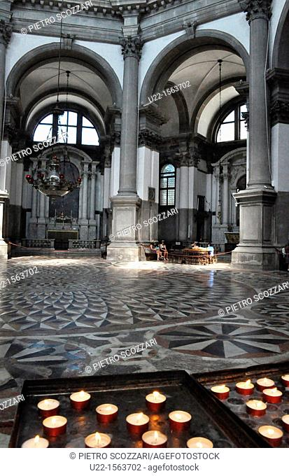 Venezia (Italy): the Basilica of Santa Maria della Salute