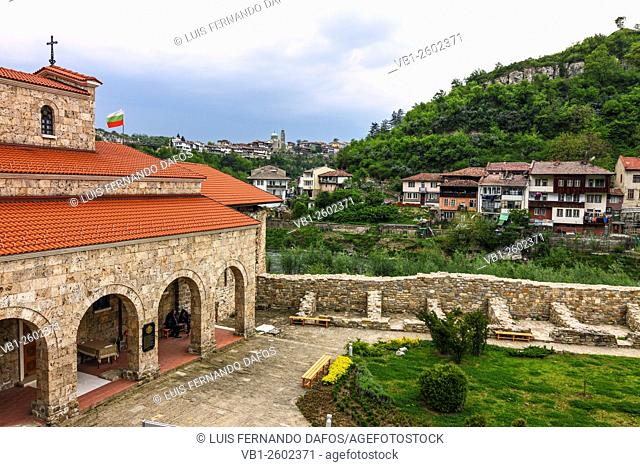 Forty Martyrs Church , Veliko Tarnovo , Bulgaria