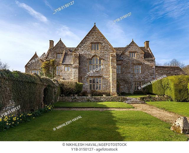 Cerne Abbey Farmhouse, Cerne Abbas, Dorset, UK
