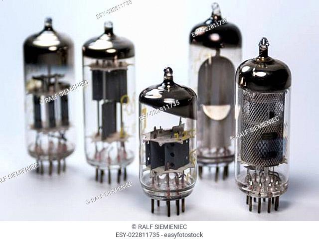 Vaccum tubes