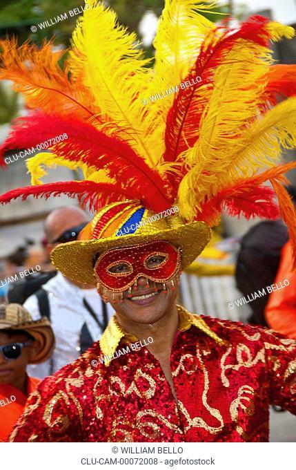 Carnival of Barranquilla, Barranquilla, Atlantic, Colombia