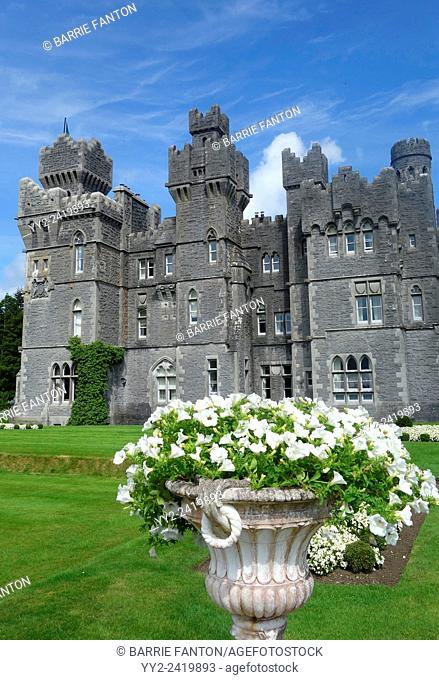Ashford Castle, Cong, Co. Mayo, Ireland