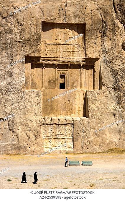Iran, Persepolis, Naqsh-e Rostam Necropolis, UNESCO, (W. H. )